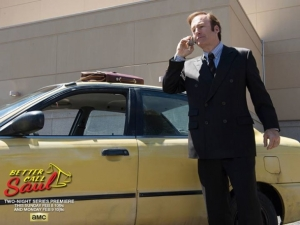 Bob Odenkirk stars in Breaking Bad Spinoff, Better Call Saul.